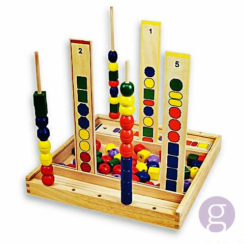 Joc de lògica, formes i colors
