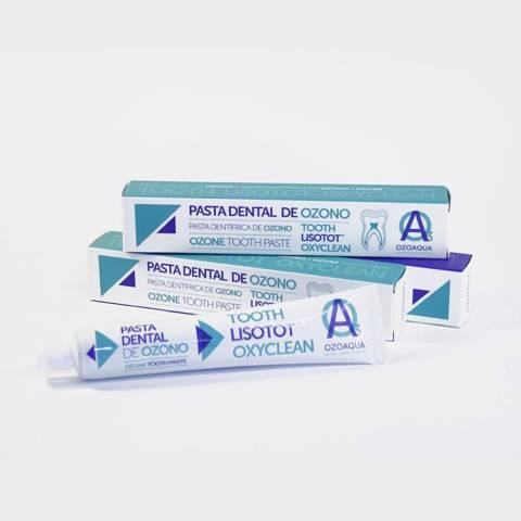 Pasta dental d'ozó