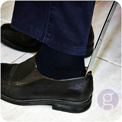 Calçador metàl·lic 50cm
