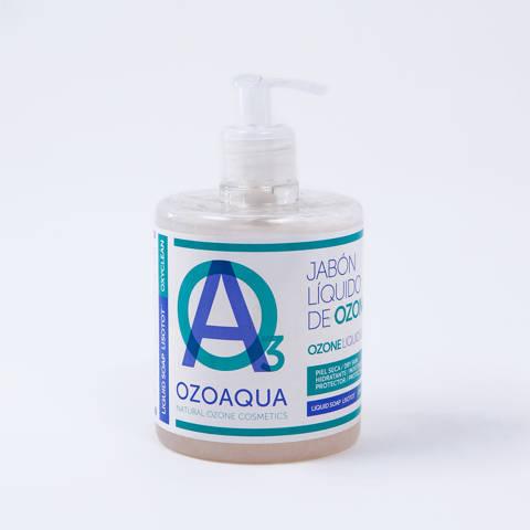 Sabó líquid d'ozó