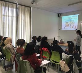 <b>Curs Webinar</b>: Aprenentatges Bàsics en Atenció Domiciliària (15h)