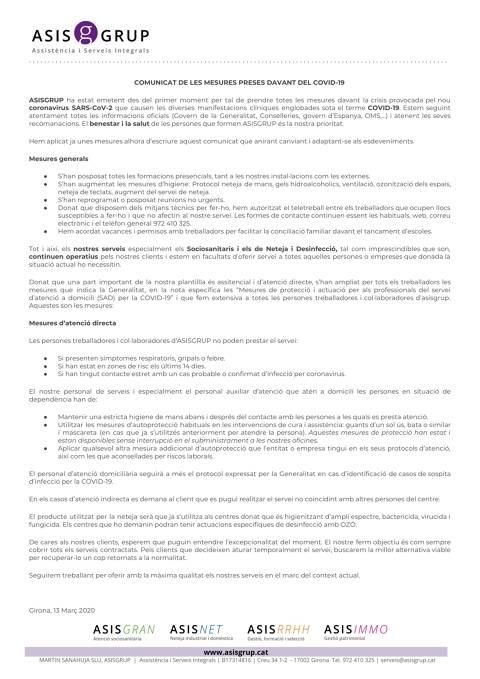 COMUNICAT DE LES MESURES PRESES DAVANT DEL COVID-19 - d352c-Comunicat-COVID-19-1.jpg